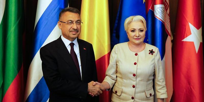 Cumhurbaşkanı Yardımcısı Oktay'dan verimli Balkan diplomasisi
