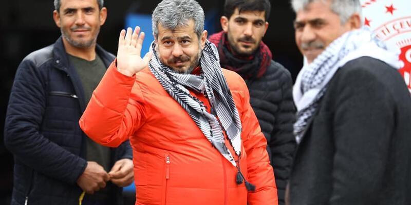 Son dakika... CHP Siverek Belediye Başkan Adayı gözaltına alındı
