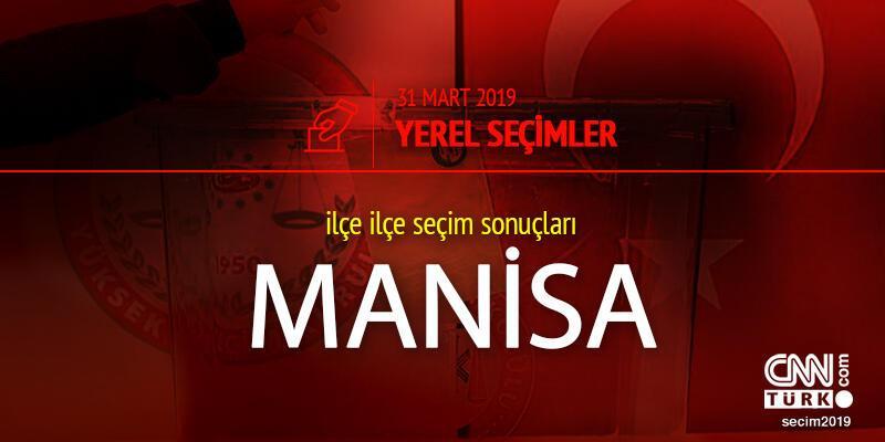 Yerel seçim sonuçları: Manisa   Partilerin 31 Mart seçimleri Manisa oy oranı