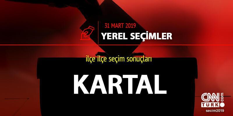 Kartal seçim sonuçları: İstanbul Kartal yerel seçim oy oranları