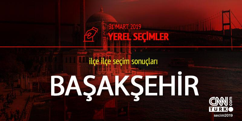 Başakşehir seçim sonuçları - 31 Mart Başakşehir yerel seçim oy oranları