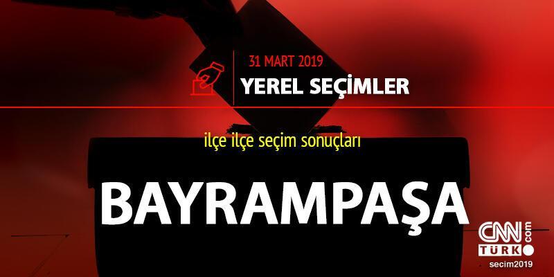 Bayrampaşa ilçe seçim sonuçları: İstanbul Bayrampaşa yerel seçim oy oranları