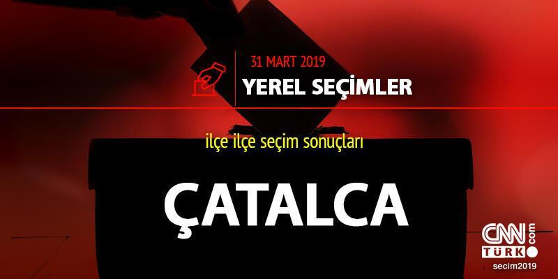Çatalca ilçe seçim sonuçları: İstanbul Çatalca yerel seçim oy oranları