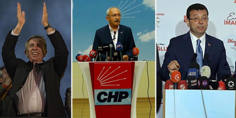 Kılıçdaroğlu, Mansur Yavaş ve Ekrem İmamoğlu'ndan seçim değerlendirmesi