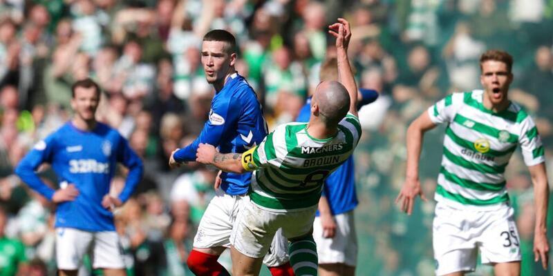 'Old Firm'de kazanan Celtic oldu