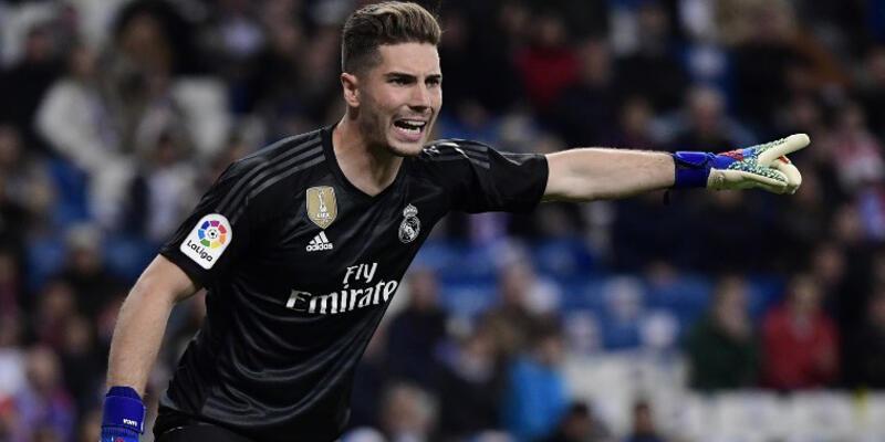 Zidane Real Madrid kalesini oğluna emanet etti