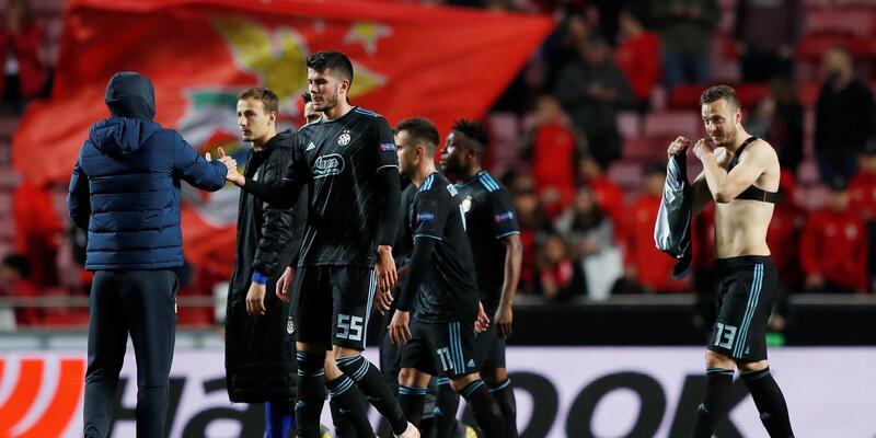 Dinamo Zagreb'e 2 maç seyircisiz oynama cezası