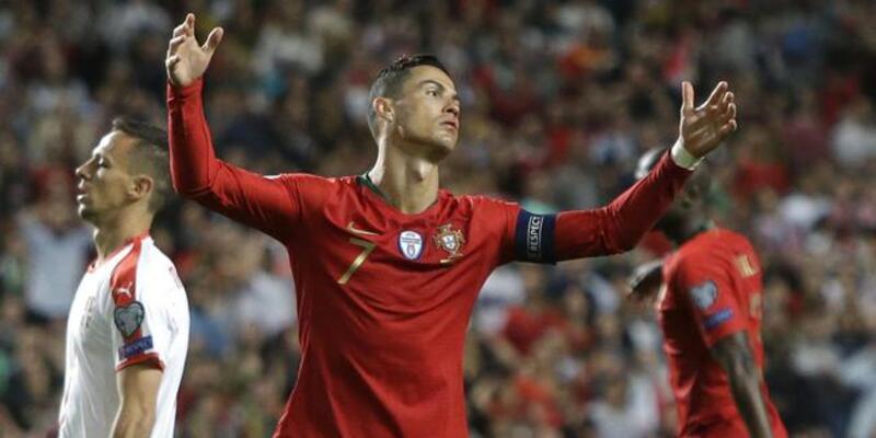 Cristiano Ronaldo Ajax maçında oynayabilecek