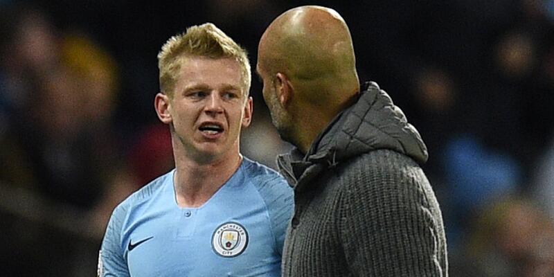 Manchester City 2 golle kazandı