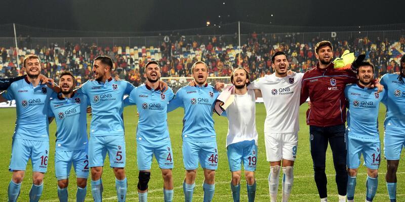 Trabzonspor'un Antalyaspor muhtemel 11'i