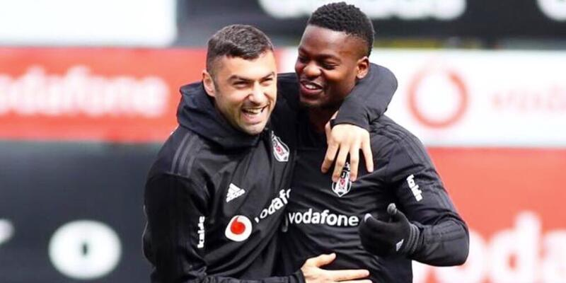 Kavga iddialarına Beşiktaş'tan fotoğraflı yanıt