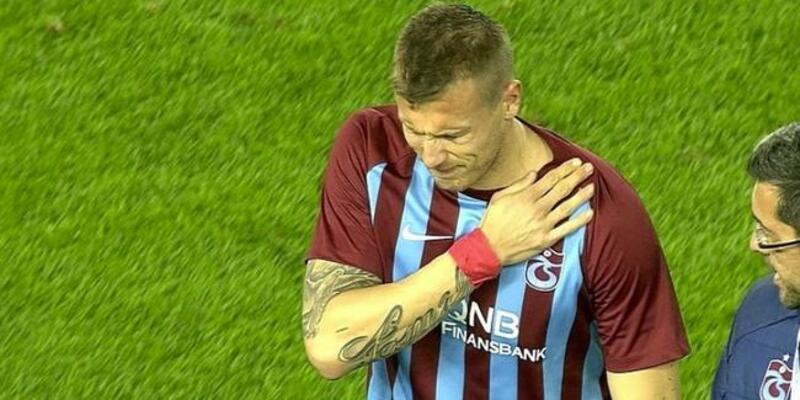 Trabzonspor'a 400 bin euro'luk şok!