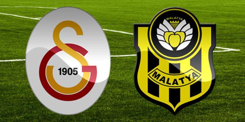 Galatasaray - Yeni Malatyaspor CANLI