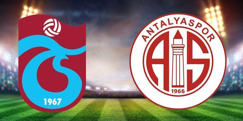 Trabzonspor Antalyaspor CANLI