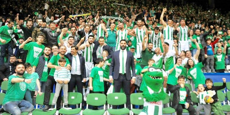 Bursaspor şampiyon