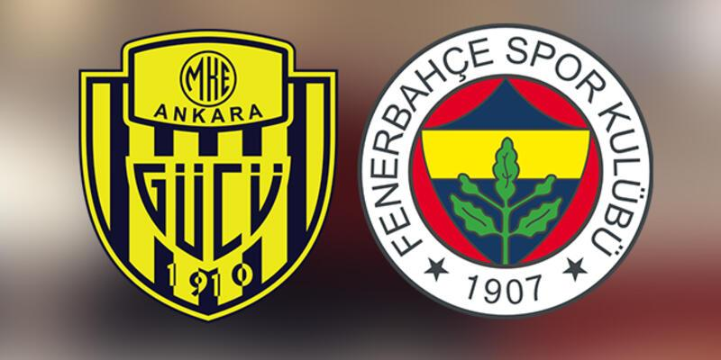 Ankaragücü, Fenerbahçe lig maçı ne zaman, saat kaçta, hangi kanalda?