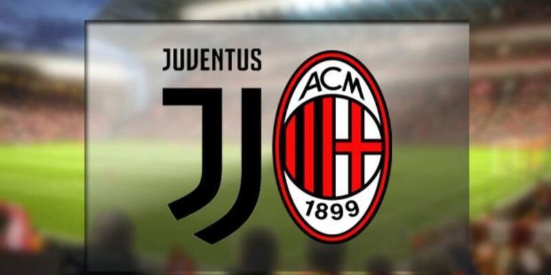 Juventus - Milan CANLI