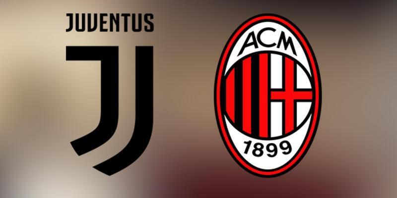 Juventus, Milan maçı ne zaman, saat kaçta, hangi kanalda?