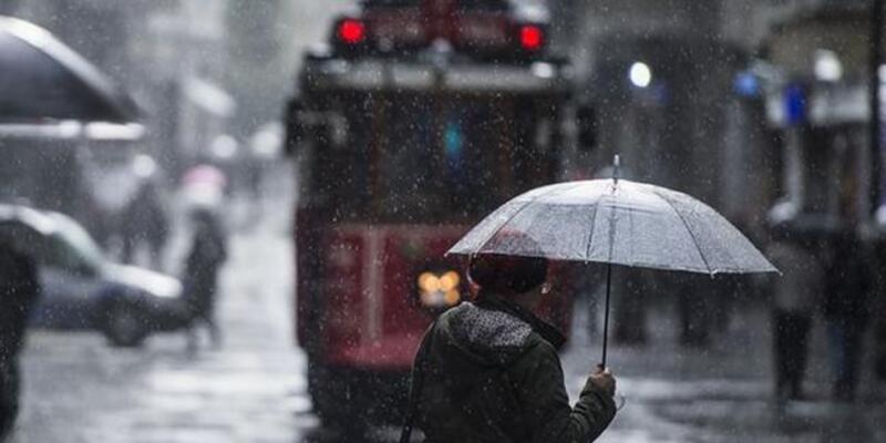 Hava durumu | Son dakika: Yağmur geliyor! Meteoroloji saat verdi
