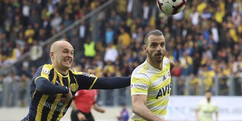Ankaragücü Fenerbahçe / CANLI
