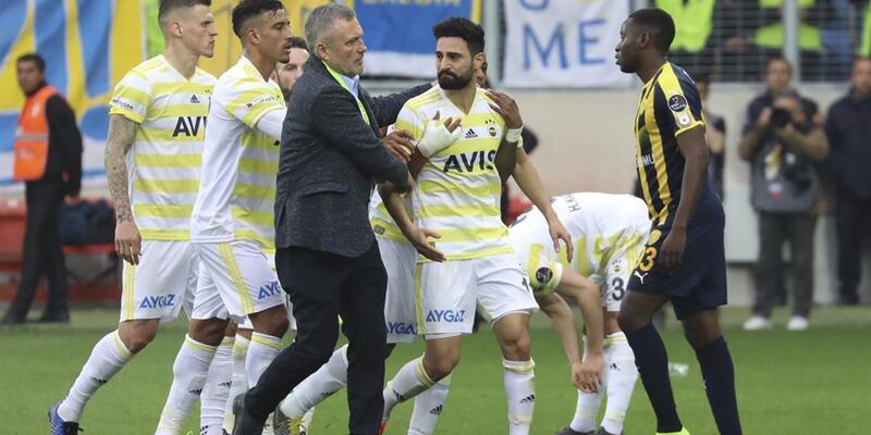 Ankaragücü 1-1 Fenerbahçe / Maç Özeti
