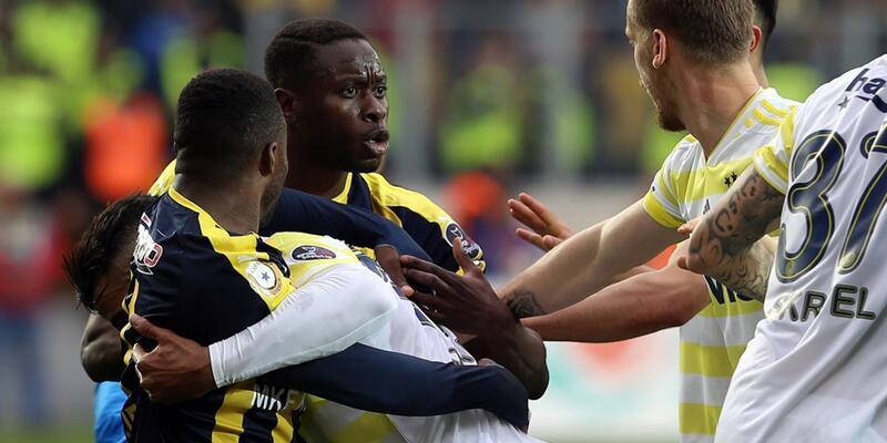 'İkili averajda Fenerbahçe'nin önündeyiz'