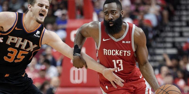 Houston Rockets üç sayılık basket rekorunu kırdı