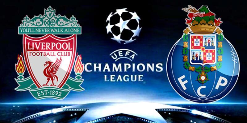 ŞL çeyrek final ilk maçı! Liverpool - Porto mücadelesi saat kaçta, hangi kanalda?