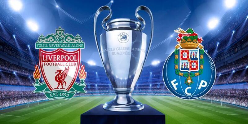 Liverpool Porto CANLI