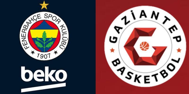 Fenerbahçe, Gaziantep Basketbol maçı ne zaman, saat kaçta, hangi kanalda?