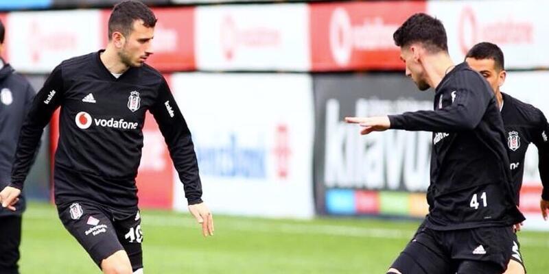 Beşiktaş yenileme çalışması yaptı