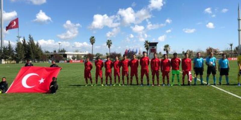 U17 Milli Futbol Takımı aday kadrosu açıklandı