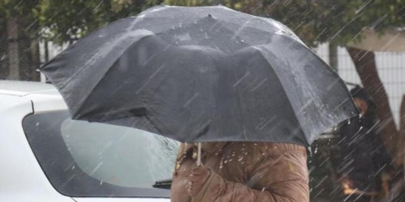 Meteoroloji'den 6 il için son dakika kuvvetli yağış uyarısı