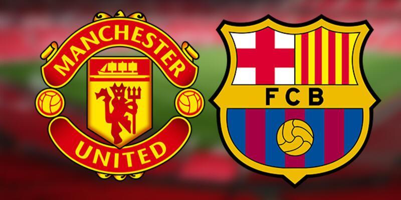 Manchester United, Barcelona maçı ne zaman, saat kaçta, hangi kanalda?