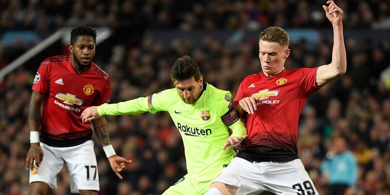 Manchester United 0-1 Barcelona / Maç Özeti
