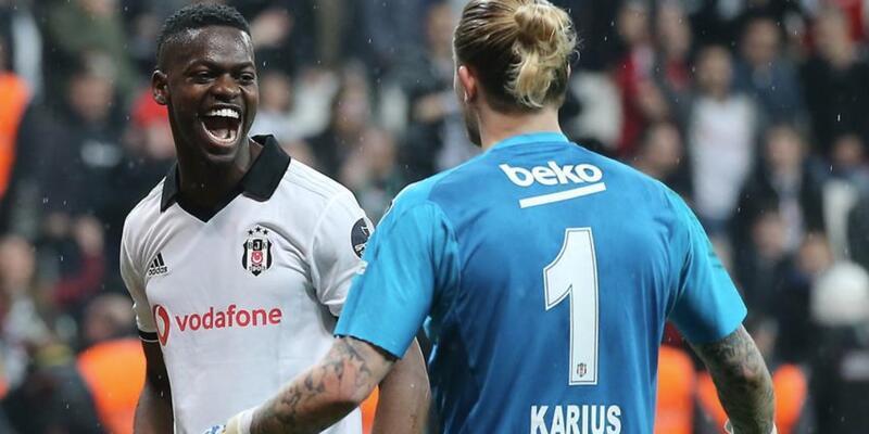 Beşiktaş 2-1 Başakşehir / Maç Özeti