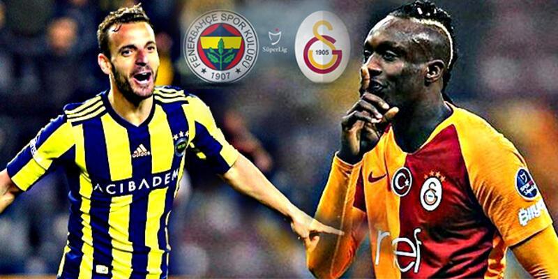 Derbi canlı yayın bilgileri: Fenerbahçe Galatasaray maçı saat kaçta?