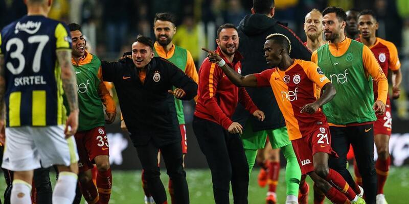 Galatasaray'ın Kadıköy hasreti 20 yıla çıktı