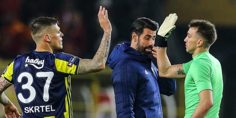 Fernando Muslera'dan Fenerbahçe itirafı