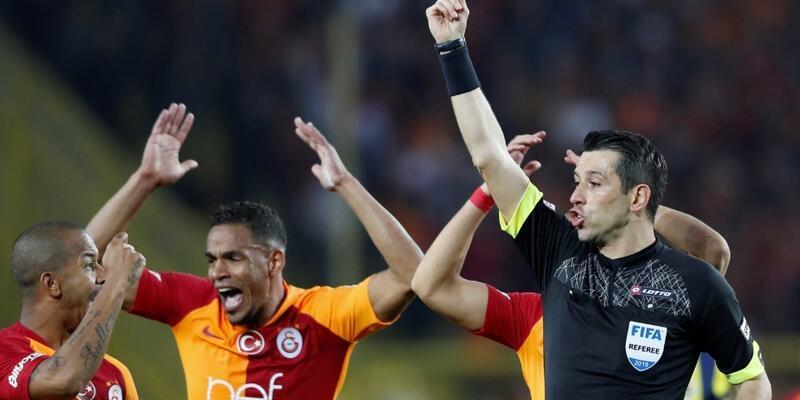 Galatasaray yönetimi VAR kayıtlarını istedi