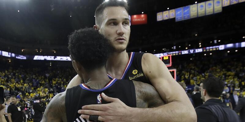 Los Angeles Clippers'tan tarihi geri dönüş