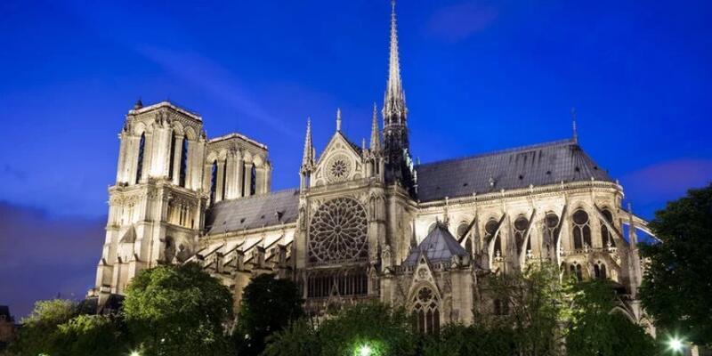 Notre Dame Katedrali nerede? İşte Notre Dame Katedrali'nin tarihi önemi