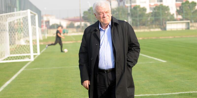 Bursaspor'un arazileri Başkan Ali Ay'a devredildi
