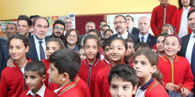 Gaziantep'te 35 bin öğrenciye spor malzemesi dağıtıldı