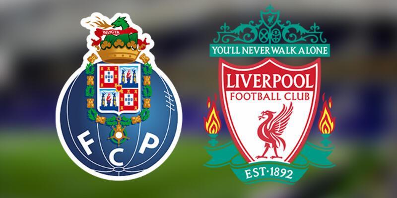 ŞL çeyrek final Porto, Liverpool maçı hangi kanalda, saat kaçta?