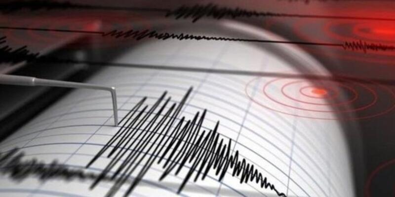 Milas'ta korkutan deprem