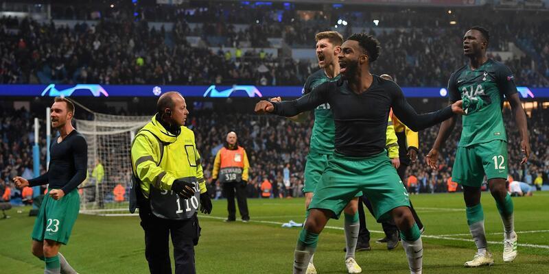 Manchester City 4-3 Tottenham / Maç Özeti