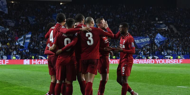 Porto 1-4 Liverpool / Maç Özeti