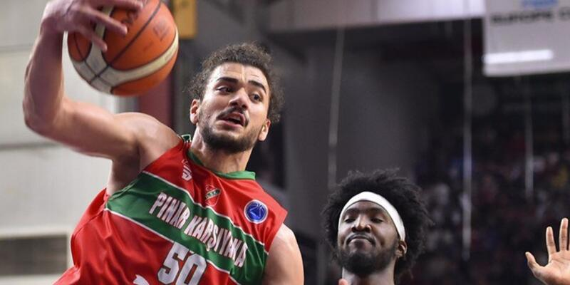 Pınar Karşıyaka-Anadolu Efes maçı ertelendi