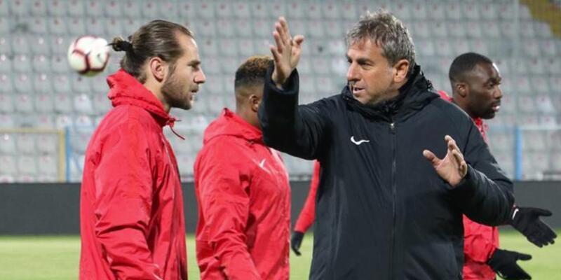 Hamza Hamzaoğlu ligde kalacaklarına inanıyor